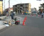 道路舗装工事 兵庫県尼崎市