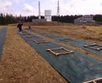 淀鋼福井工場 太陽光パネル設置工事